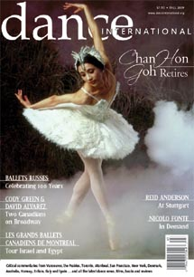 Fall 2009 Cover of Chan Hon Goh